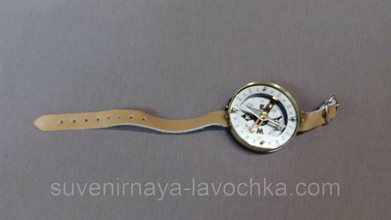 Компас наручный TSC - 3, компас для альпиниста, удобное ношение