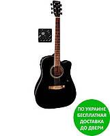 Электроакустическая гитара PS501320 Tenson D-10 CЕ