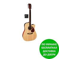 Электроакустическая гитара PS501320 VGS-Pure D-10 СЕ NT