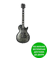Электрогитара VG503503999 VGS Eruption Select Evertune Jet Black Faded