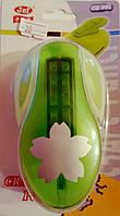 Фигурный дырокол (компостер) Цветок Пятилистник 3.5-4 см