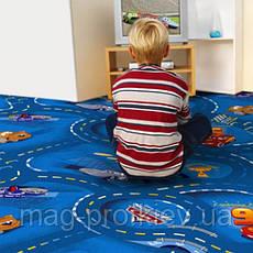 Детский ковролин Тачки, фото 2