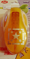 Фигурный дырокол (компостер) Пять звезд 3.5-4 см