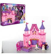 Замок принцессы домик для куклы детский с мебелью игровой набор SG-2992