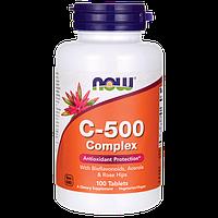 Витамин С-500 комплекс / C-500 Complex, 100 таблеток