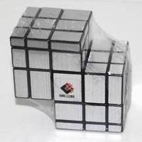 Кубик Рубика Гибрид 3х3 №1 зеркальный
