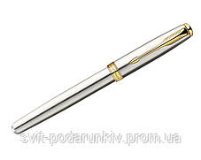 Ручка перьевая Parker SONNET 08 S/S GT FP F 84 512, фото 2