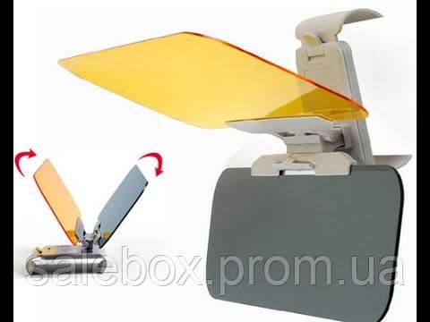 Антибликовый солнцезащитный экран HD-Visor