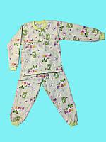 Пижама на мальчика(байка)