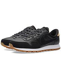 Оригинальные  кроссовки Nike Air Pegasus 83 Premium Black, White & Vachetta Tan