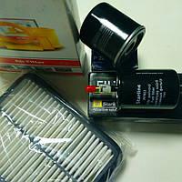 Комплект фильтров 3шт. Geely CK2 (М+В+Т)