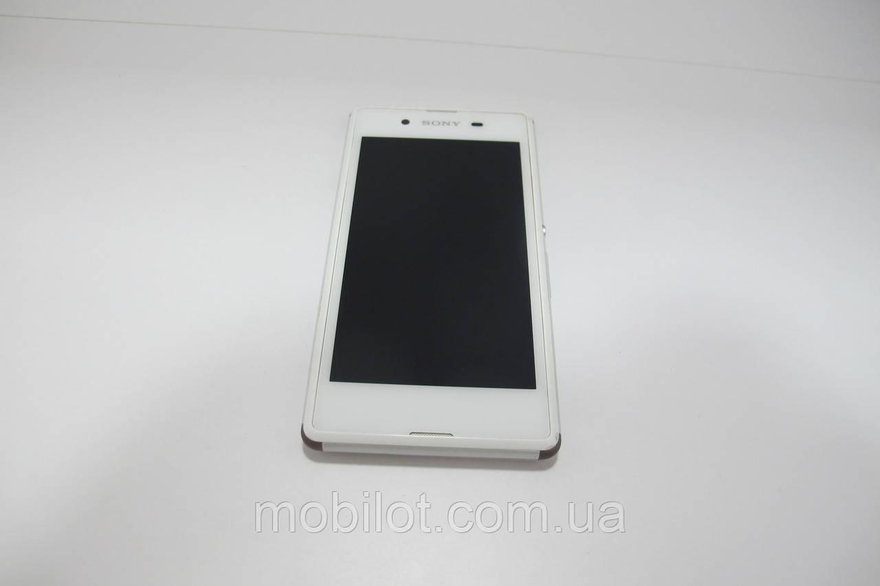 Мобильный телефон Sony Xperia E3 D2202 White  (TZ-241)