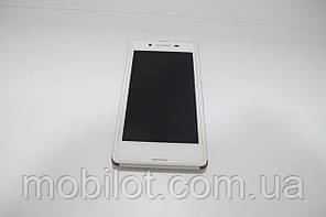 Мобильный телефон Sony Xperia E3 D2202 White  (TZ-241) На запчасти