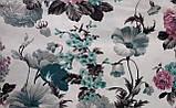 Мебельная ткань Принт Катания 1, фото 2