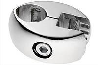 Односторонний держатель без вкладыша R7 для стекла или ДСП при сборки мебели системы Джокер