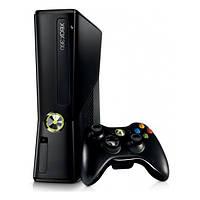 Xbox 360 Slim 250Gb (Freeboot)+50 игр.REF(восстановленный после ремонта)