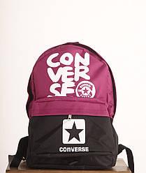 Рюкзак Converse черно-лиловый