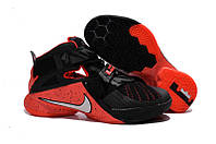 Nike Lebron Soldier 9 Black/Red