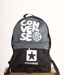 Рюкзак Converse черно-серый