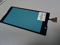 Тачскрин (сенсор) для Sony C2305 (S39h) Xperia C (black) Original