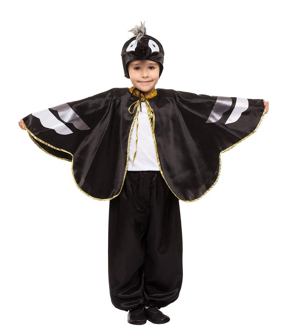 Костюм Вороны для мальчика