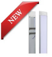 Линейный потолочный светильник LED 36 Вт 120 см