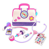 Медицинский набор Доктора Плюшевей кейс доктора Disney Junior Doc McStuffins Toy Hospital Doctor's Bag Set - 8
