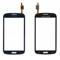 Сенсор для китайских телефонов 64х45 мм, резистивный, QA-016 черный