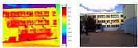Тепловизионное обследование, энергоаудит, термография, тепловизор