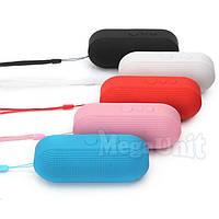 Портативная Bluetooth колонка беспроводная HDY-028 (microSD, USB, FM)
