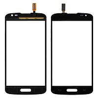 Сенсорная панель для китайских телефонов 76х45 мм, резистивный, ZFLD-016 черная