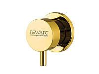 Вентиль NEWARC Maximal (101632G) золото