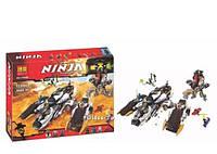 """Конструктор Bela Ninja 10529 """"Внедорожник с суперсистемой маскировки"""" 1135 деталей"""