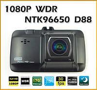 Автомобильный Видеорегистратор WDR -  D-88, Full HD, 1080P