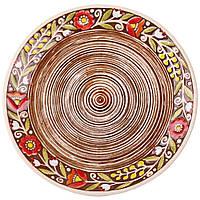 Тарелка 21 см 8014 Manna Ceramics (Украина)