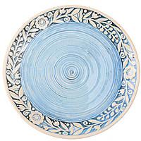 Тарелка 21 см 8015 Manna Ceramics (Украина)
