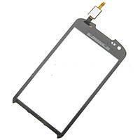 Сенсорный экран для китайских телефонов 82*53 мм, резистивный, 1309 черный