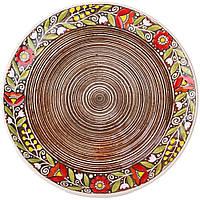 Тарелка 32 см 8026 Manna Ceramics (Украина)