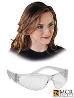Защитные открытые очки  MCR-CHECKLITE