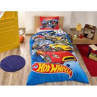 ТАС Детское постельное бельё Hot Wheels  ( Хот Велс)