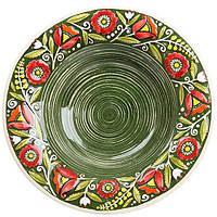 Тарелка суповая 8016 Manna Ceramics (Украина)