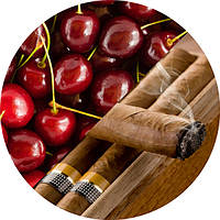 Cigar Cherry жидкость для электронных сигарет без никотина