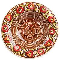 Тарелка суповая 8017 Manna Ceramics (Украина)
