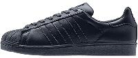 Мужские кроссовки Adidas Superstar Supercolor (Адидас Суперстар) черные