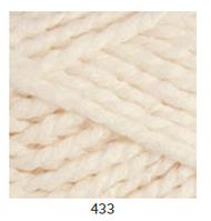Yarnart Alpine Alpaca 433 молочний