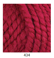 Yarnart Alpine Alpaca - 434 червоний