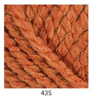 Yarnart Alpine Alpaca - 435 терракот