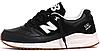 Мужские кроссовки New Balance, Нью баланс черные
