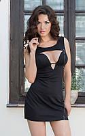 Сексуальное платье Dina черное S