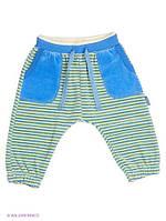 Штанишки для мальчика:цвет -Кремовый,размер-68 см,6 мес